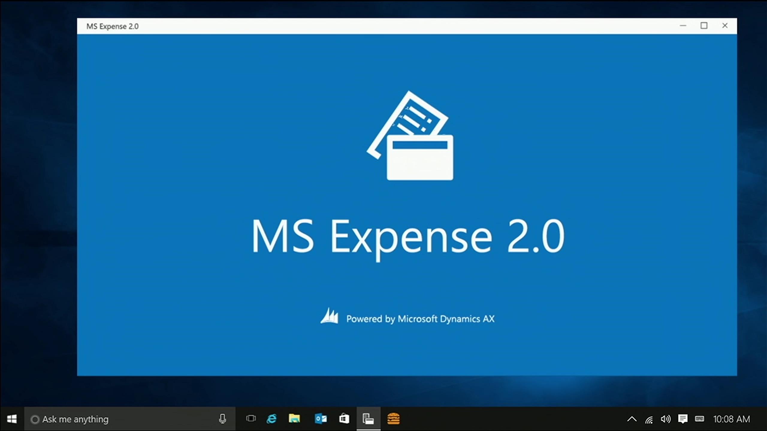 ms expense